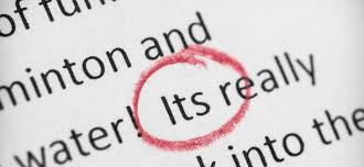how to correct student essays use editing marks