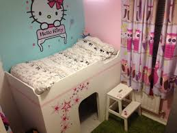 kids bedroom for girls hello kitty. Awful Hello Kitty Bedroom Decoration For Young Girls Minimalist Teen Decorating Design Kids O