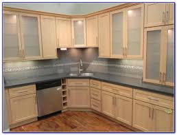 Natural Maple Shaker Style Kitchen Cabinets Download Page Best