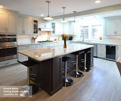 natural maple kitchen cabinets photos new light grey kitchen with dark grey island cabinets masterbrand