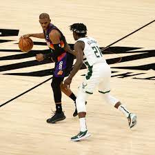 Recap: Phoenix Suns take 2-0 lead in NBA Finals with win over the Bucks -  Bright Side Of The Sun