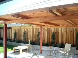 Wood Patio Cover Ideas Wood Patio Cover Ideas 2 Nongzico