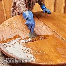 Stripping Furniture Tips for Refinishing