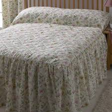 Vantona Country Cottage Garden Quilted Fitted Bedspread   Dove Mill & 20% Off Vantona Country Cottage Garden Quilted Fitted Bedspread - Multi Adamdwight.com
