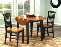 round drop leaf dining table small round kitchen table pottery barn drop leaf pleasing round drop