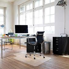 sy desk chair mat for hardwood floors transpa non slip premium quality floor mat 36