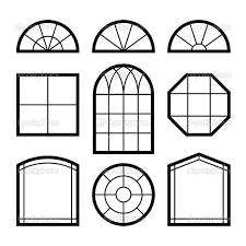 window designs drawing. Unique Designs Window And Door Exterior Drawing Illustration Google Designs S