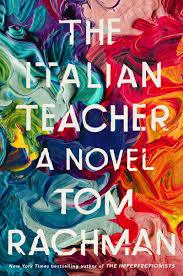 book cover the italian teacher