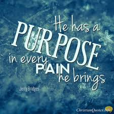 Christian Quotes On Purpose Best of Jerry Bridges Quote Five Ways Pain Helps Christians Walk Closer