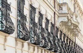 Fenstergitter Aus Edelstahl Schmiedeeisen Zum Einbruchschutz
