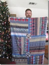 Memory quilt - to use clothing from a loved one... | Quilting ... & Memory quilt - to use clothing from a loved one. Adamdwight.com