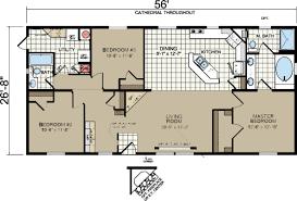 modular homes floor plans. Morton Building Homes | Floor Plans: Redman A526 - Manufactured And Modular Plans