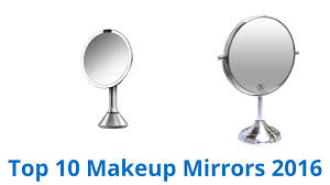 10 best makeup mirrors 2016