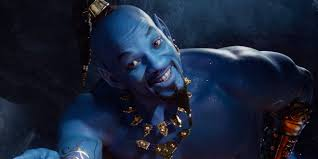 Will Smiths Aladdin Genie Finally Appeared During The Grammys And