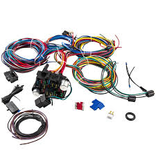 21 circuit wiring harness hot rod universal wire kit for chevy universal wiring harness hot rod 21 circuit wiring harness hot rod universal wire kit for chevy universal ford wiring harness 21 circuit street hot rod universal on aliexpress com alibaba