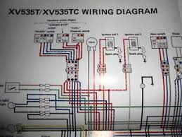 wiring diagram yamaha 920 wiring image wiring diagram yamaha oem factory color wire diagram schematic 1987 xv535t xv535 on wiring diagram yamaha 920