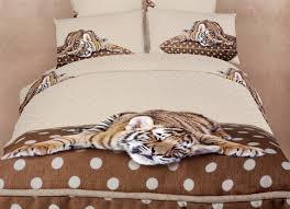 animal printed duvet cover sets