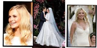 the high street make up s celebrities actually used on their wedding day