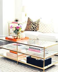 gold coffee tables terrace coffee table at west elm coffee tables accent tables round gold coffee