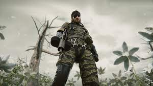 Metal Gear 4K Wallpapers - Top Free ...