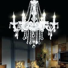 crystal ceiling chandelier elegant crystal chandelier modern 6 ceiling light lamp pendant fixture lighting ceiling crystal