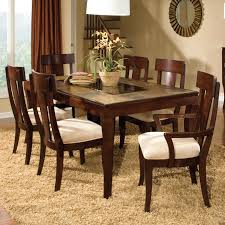 farmhouse dining set rustic round dining table pier one dining chairs