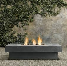 Modern Firepits Concrete Tiles And Fireplaces  PaloformModern Fire Pit