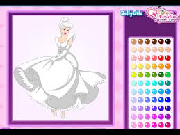 Small Picture Cinderella Coloring Pages Cinderella Colouring Pictures Game