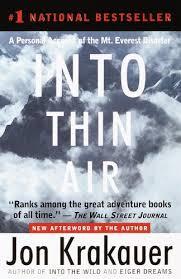 into thin air essay questions gradesaver into thin air