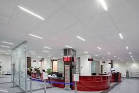 suspended ceiling lighting options. 3 Commercial Led Lighting Ideas Pertaining To Drop Ceiling With Regard Household Suspended Options N
