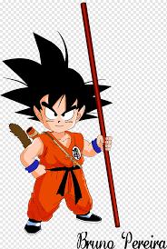 Goku Baby Vegeta Krillin Saiyan, goku ...