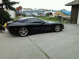 Chevrolet Corvette Questions - How many vettes were made black ...