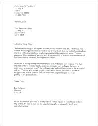 Welcome Letter Template Template Welcome Letter To New Clients Metabots Co