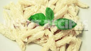 pasta with philadelphia cream cheese