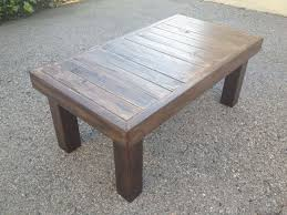 outdoor coffee table ideas diy coffee table plans