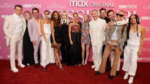 New 'Gossip Girl' Red Carpet Premiere ...