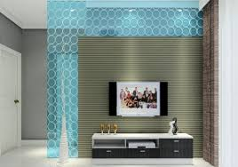 Wall Tv Decoration 3d Decoration Of Cartoon Tv Wall 3d House