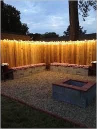 creative diy fence design ideas lightingoutdoor fence lighting ideas lights outdoor