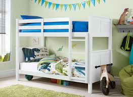 Bunk Bed Hutchin Bunk Bed White Dreams