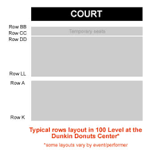 Mykonos Guide Top 12 Dunkin Donuts Center Seating Chart 3d