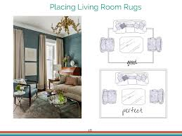 Living Room Area Rug Guide How To Place An Area Rug In A Room My Decorating Tips