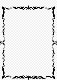 simple black frame png. Exellent Simple Borders And Frames Picture Clip Art  Simple Border For Simple Black Frame Png A