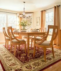 round back dining chairs round back chair in natural cherry american made solid wood