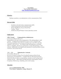 Relevant Skills Resume Skills2bbased2bresume2bexamples Jobsxs Com