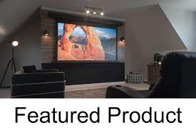 elite ambient light rejecting screens