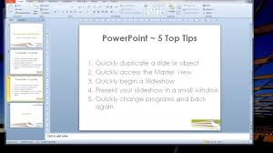 Presentation Skills Ppt Top Tips MS Powerpoint Presentation Skills And Tips 17