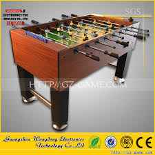 Miniature Wooden Foosball Table Game Baby Foot Game Baby Foot Game Suppliers and Manufacturers at 42
