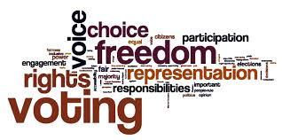 when is it too young to start learning about democracy smart student vote democracy word cloud