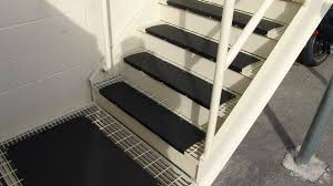 commercial heated steps