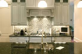 White Kitchens With Granite Countertops The Best Backsplash Ideas For Black Granite Countertops Home And